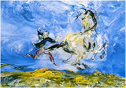 The Wild Ones by Jack B. Yeats