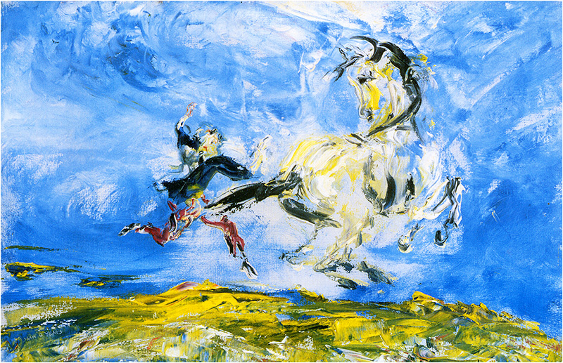 Jack B. Yeats - The Wild Ones