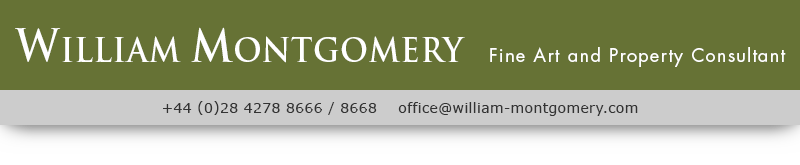 William Montgomery | Fine Art and Property Consultant